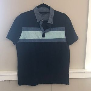 Banana republic slim fit polo, large